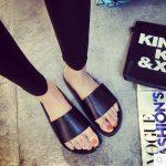 2016-summer-women-s-slippers-casual-font-b-slides-b-font-black-women-sandals-flat-sandals