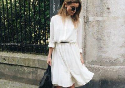 3 consejos para vestir de blanco
