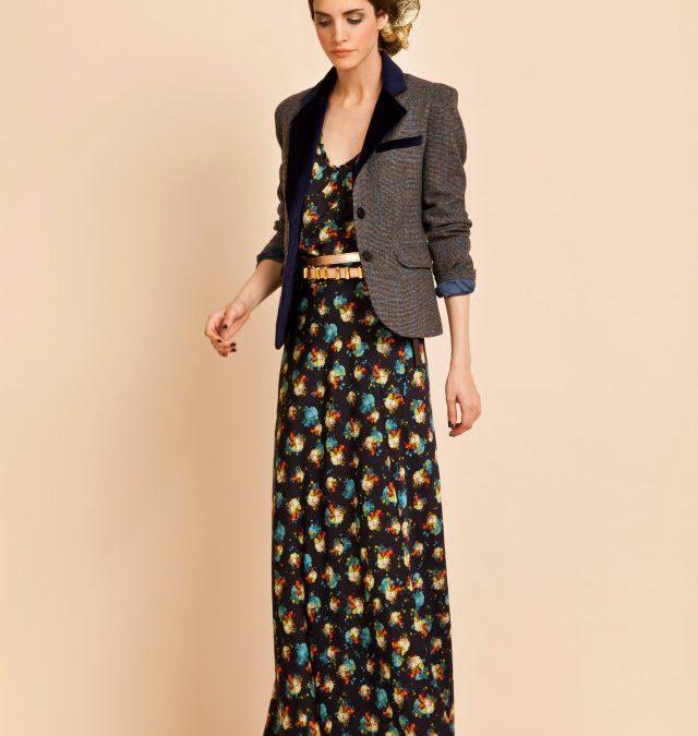 bd892613717f4 Vestido largo durante el día! -    Romina Barak