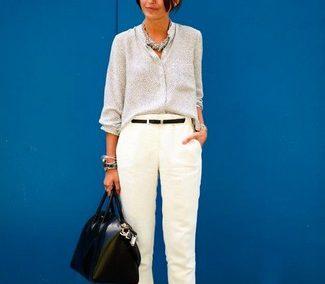 blusa-de-botones-pantalon-de-vestir-zapatos-de-tacon-bolsa-tote-correa-collar-pulsera-large-12510