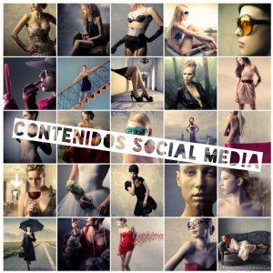 contenidos social media