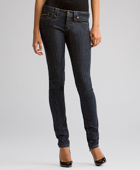 ¿Cómo levantar un jean?