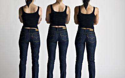 Pantalones que estilizan: 3 claves.