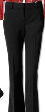 Un básico: el pantalón negro, 3 looks!