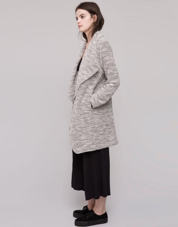 pullbear-para-mujer-coleccion-otono-invierno-2015-2016-abrigo-jaspeado-600x766