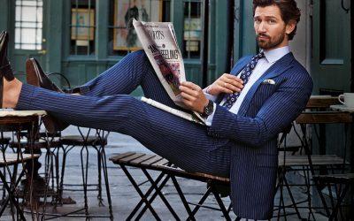 Hombres: 5 tips para vestir de traje