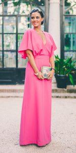 vestido-rosa-capa-escote-para-boda-de-tarde-dresseos