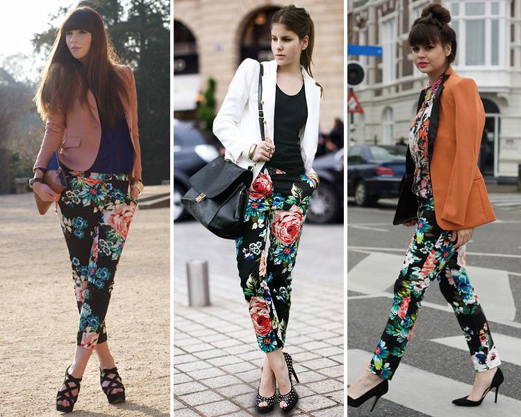La misma prenda, diferentes looks.